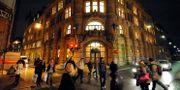 Rosenbad i kvällsljus, arkivbild. Hasse Holmberg / TT / TT NYHETSBYRÅN