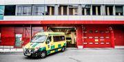 Akuten på Nya Karolinska Tomas Oneborg/SvD/TT / TT NYHETSBYRÅN