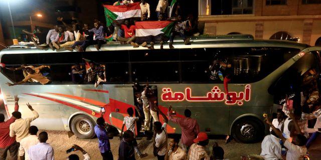 Demonstration i darfur den 30 april,  MOHAMED NURELDIN ABDALLAH / TT NYHETSBYRÅN