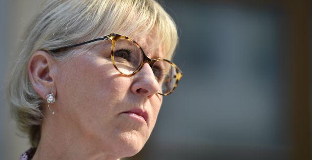 Före detta utrikesminister Margot Wallström.  Naina Helén Jåma/TT / TT NYHETSBYRÅN