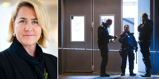 Ann Hassel Tano, utredningschef på Länsförsäkringar. Länsförsäkringar och TT