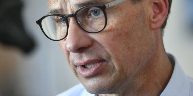 Ulf Kristersson Vilhelm Stokstad/TT / TT NYHETSBYRÅN