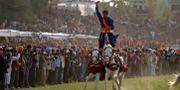 Sikhfestivalen Hola Mohalla. Arkivfoto. Altaf Qadri / TT NYHETSBYRÅN