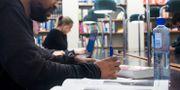 Illustrationsbild: Studenter pluggar på Kungliga Biblioteket i Stockholm.  isabell Höjman/TT / TT NYHETSBYRÅN