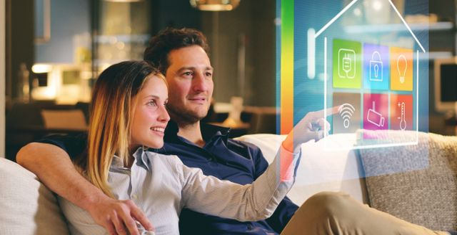 Förvänta dig ett smartare smart hem 2030 Shutterstock