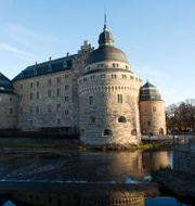 Svartån i Örebro. FREDRIK SANDBERG / TT / TT NYHETSBYRÅN
