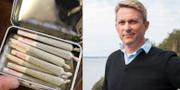 Marijuanajointar i Alaska / Trafikverkets presschef Bengt Olsson. TT