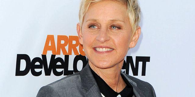 Ellen DeGeneres Katy Winn / SCANPIX SWEDEN