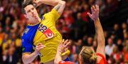 Kim Andersson mot Danmark.  PETTER ARVIDSON / BILDBYR N