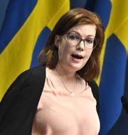 Anna Starbrink  Claudio Bresciani/TT / TT NYHETSBYRÅN
