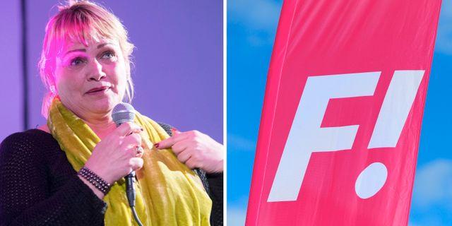 FI:s Eu-kandidat Soraya Post