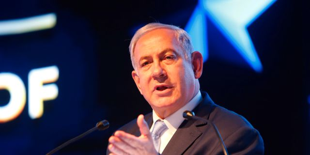 Benjamin Netanyahu GIL COHEN-MAGEN / AFP