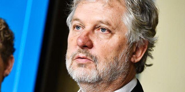 Bostadsminister Peter Eriksson (MP). Claudio Bresciani/TT / TT NYHETSBYRÅN