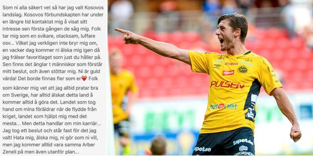 Mote om kosovo skjuts upp 3