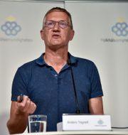 Tegnell Lars Schröder/TT / TT NYHETSBYRÅN