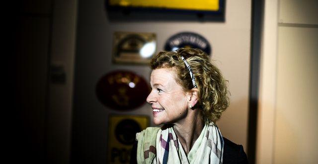 Annemarie Gardshol. TT.