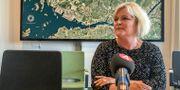 Ulrica Messing.  Jens Bornemann/TT / TT NYHETSBYRÅN