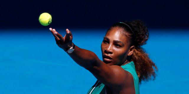 Serena Williams. Kim Kyung Hoon / TT NYHETSBYRÅN