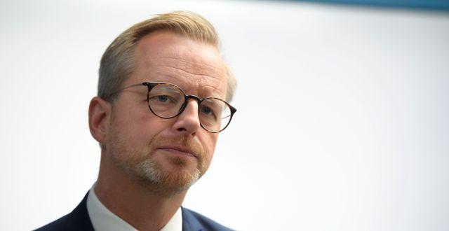Mikael Damberg (S) Amir Nabizadeh/TT / TT NYHETSBYRÅN