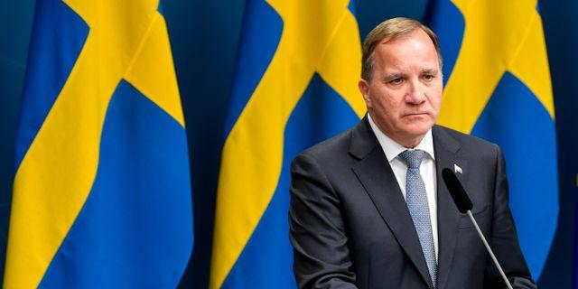 Stefan Löfven Henrik Montgomery/TT / TT NYHETSBYRÅN