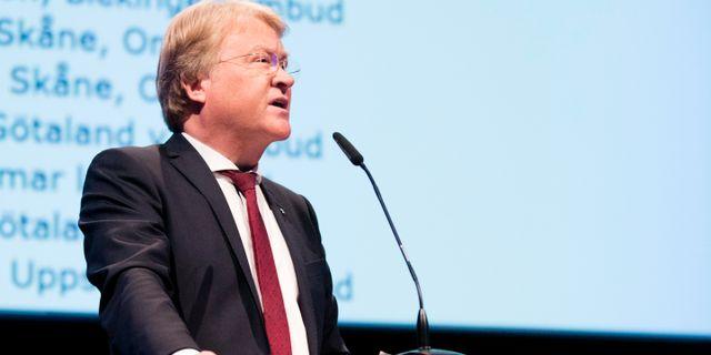 Lars Adaktusson. Arkivbild. Per Groth/TT / TT NYHETSBYRÅN