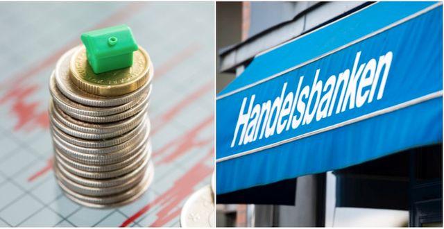 Handelsbanken har höjt listpriset mer än någon annan. TT