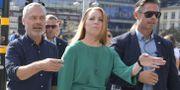 Jan Björklund (L) och Annie Lööf (C) – två nyckelspelare i regeringsfrågan. Jessica Gow/TT / TT NYHETSBYRÅN