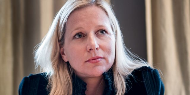 Cristina Stenbeck.  Magnus Hjalmarson Neideman/SvD/TT / TT NYHETSBYRÅN