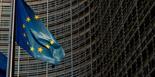 EU:s högkvarter i Bryssel Francois Lenoir / TT NYHETSBYRÅN