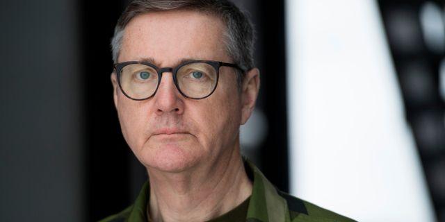 Mustchefen Gunnar Karlsson. Arkivbild. Henrik Montgomery/TT / TT NYHETSBYRÅN