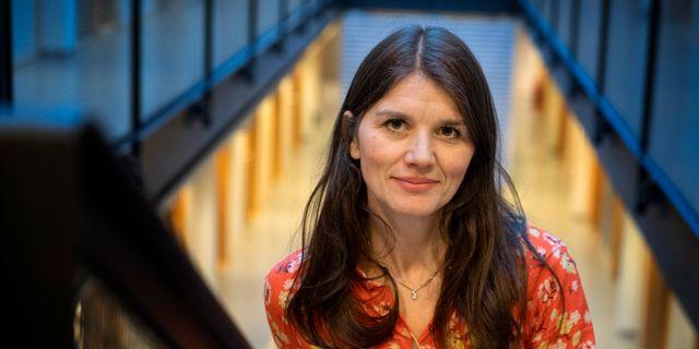 Statsvetaren Jenny Madestam.  Jessica Gow/TT / TT NYHETSBYRÅN