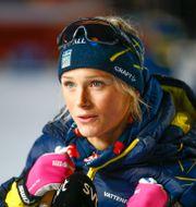 Arkivbild: Frida Karlsson under en interntävling tidigare i december Per Danielsson/TT / TT NYHETSBYRÅN