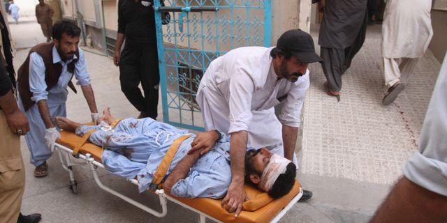 Pakistan nekar till bombdad
