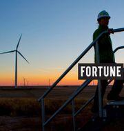 Cedar Creek Wind Farm Phase II, Colorado, USA. Press photo: BP