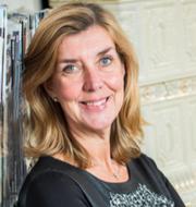 Kerstin Neld, vd:n på Sveriges Tidskrifter.  Sveriges Tidskrifter /TT