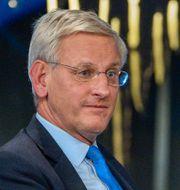 Carl Bildt. Arkivbild. CLAUDIO BRESCIANI / TT / TT NYHETSBYRÅN