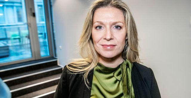 Arkivbild. Sharon Lavie.  Tomas Oneborg/SvD/TT / TT NYHETSBYRÅN