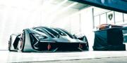 Konceptbilen Terzo Millennio Lamborghini