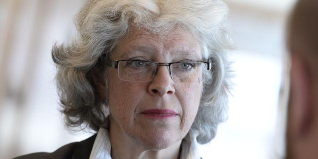 Åklagaren Agnetha Hilding Qvarnström. Arkiv.  Pontus Lundahl/TT / TT NYHETSBYRÅN