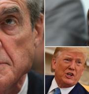 Donald Trump/Robert Mueller/Stephanie Grisham TT