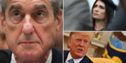 Donald Trump/Robert Mueller/Stephanie Grisham TT