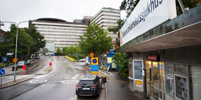 Arkivbild: Sjukhuset i Lund Emil Langvad/TT / TT NYHETSBYRÅN