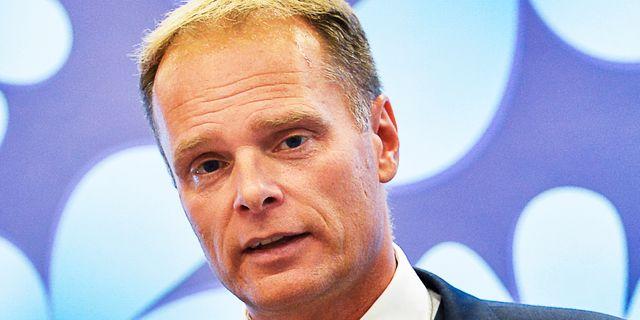 Stefan Jakobsson, tidigare riksdagsledamot för Sverigedemokraterna. Jonas Ekströmer/TT / TT NYHETSBYRÅN