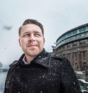 Arkivbild, Mattias Karlsson. Tomas Oneborg / SvD / TT / TT NYHETSBYRÅN