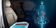 Jaguar Landrover har kommit långt med ergonomiska säten Jaguar Landrover (pressbild)