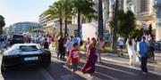 Cannes är ett spel för gallerierna, enligt The Telegraphs franska korrespondent Anthony Peregrine Istock