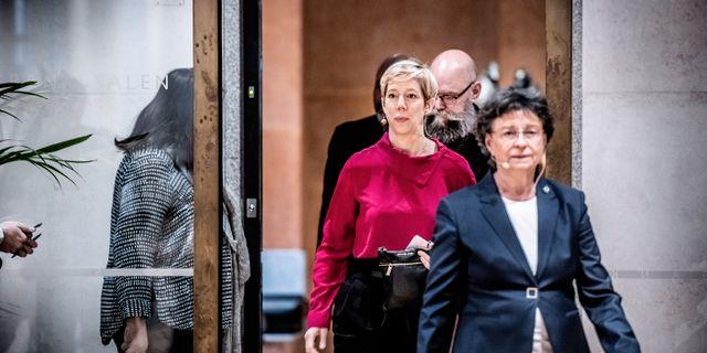 Anna Breman, vice Riksbankschef Tomas Oneborg/SvD/TT / TT NYHETSBYRÅN