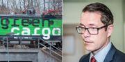 Green Cargo och Lars Hjälmered TT
