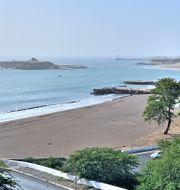 Strand i Kap Verde/Illustrationsbild. Wikimedia
