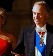 Prinsessan Marie och prins Hans-Adam av Liechtenstein (arkivbild). Michael Probst / TT / NTB Scanpix
